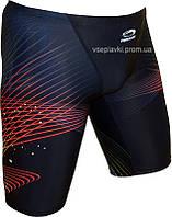 Стартовые спортивные плавки гидрошорты PH 20016-02 черный