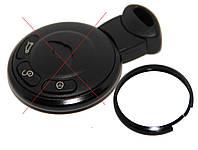Кольцо для смарт ключа MINI Cooper (цвет чёрный), фото 1