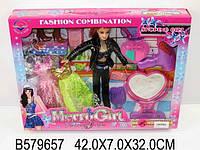 Кукла типа «Barbie» с нарядами HK15-3203