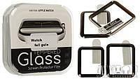Защитное стекло 3D FULL GLUE Apple Watch 42mm