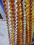 "Шторы-нити ""Спираль"" с люрексом 300Х300, фото 3"