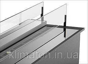 Дизайнерский Биокамин Slider color glass 900, фото 3