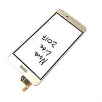 Тачскрин Huawei Nova Lite (2017) (SLA-L22) / P9 Lite Mini / Y6 Pro (2017) Gold