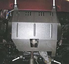 Защита картера Fiat Albea с 2002-2012 г.
