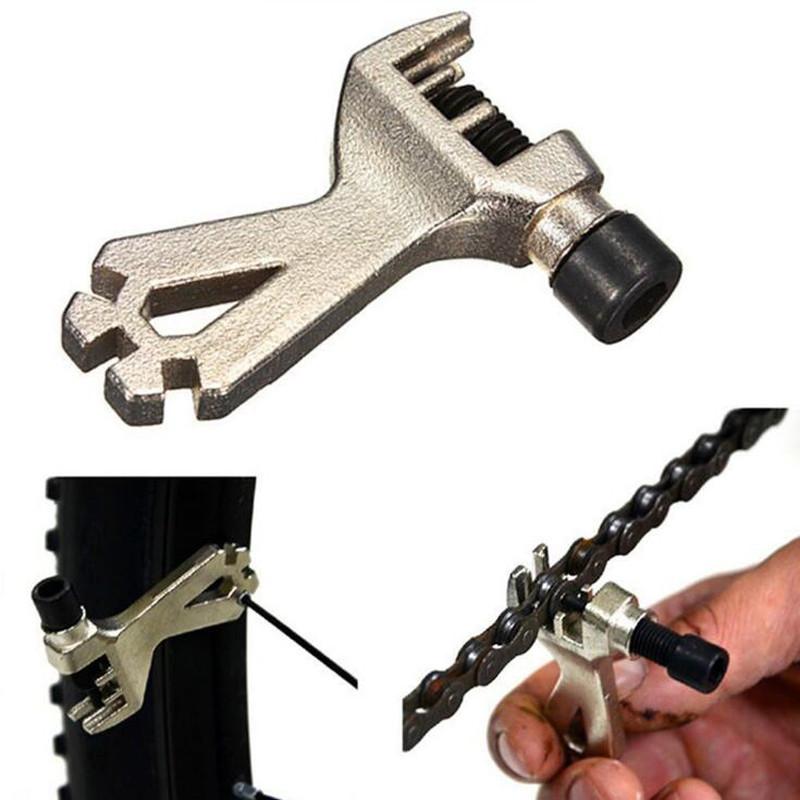 Выжимка цепи DN-23240 со спицным ключем, компактная