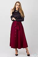 Роскошная юбка женская Марсель, фото 1
