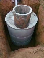 Професійний монтаж криничних та каналізаційних кілець, та септиків.