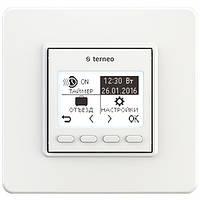 Terneo PRO* белый (Украина) - терморегулятор программируемый