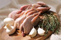 Тушки суповых перепелов 170-250 грамм