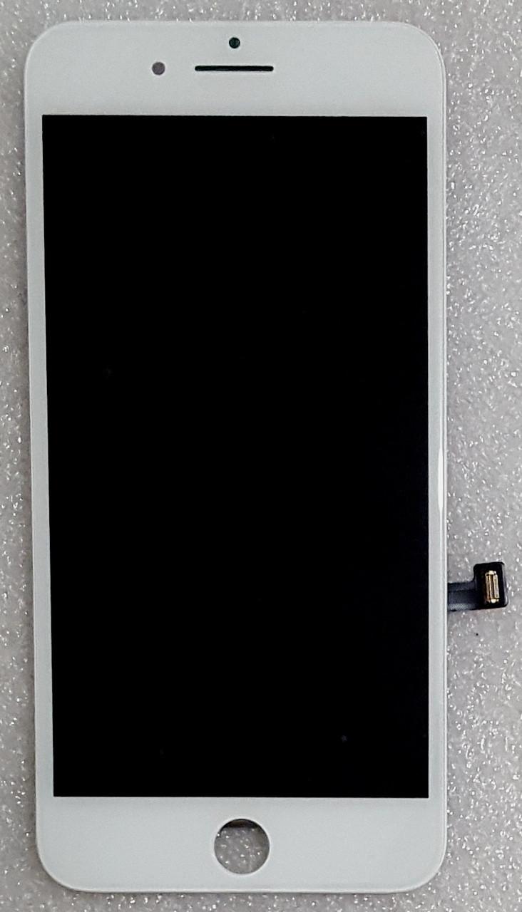 Модуль (сенсор + дисплей LCD) для Apple Iphone 8 Plus білий
