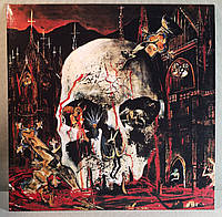 CD диск Slayer - South of Heaven