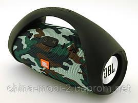 Jbl boombox mini 40w копия, bluetooth колонка с fm mp3, камуфляжная, фото 2