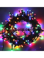 Новогодняя гирлянда LED 200 M-7 Мультицветная