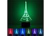 3D светильник 1091(Башня)