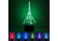 3D светильник 1091(Башня), фото 1