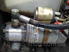 Стартовое реле E0058 24V 150A DHOLLANDIA (Втягиваюшие мотора 24 В (E0058), фото 2
