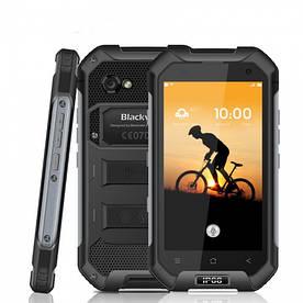 Телефон (Смартфон) Blackview BV6000S Violet Black (Фиолетово-черный)