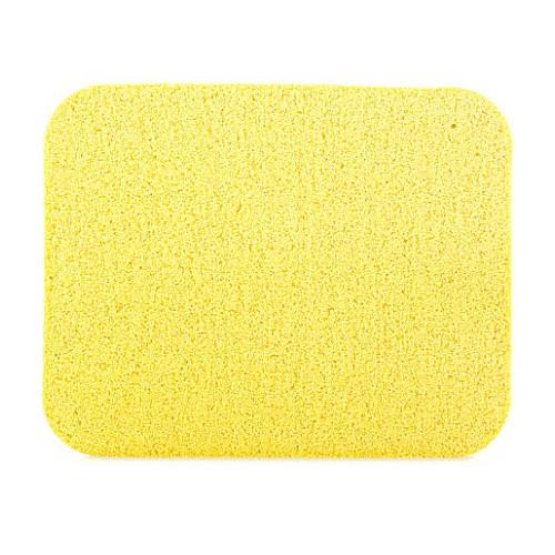 Косметический Спонж для макияжа прямоугольник желтый QS-133