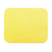 Косметический Спонж для макияжа прямоугольник желтый QS-133, фото 1