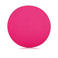 Спонж для макияжа круг красный QS-134