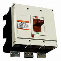 Выключатель автоматический ВА77-1-2500 3 П  2500А   4-6In  Icu 85кА  с электроприводом   + доп. контакт, фото 1