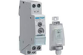 Датчик для сумеречных реле EEN10x для установки снаружи помещений