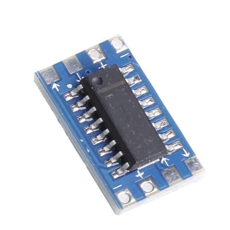 Мини конвертер адаптер RS232 - TTL MAX3232 Arduino
