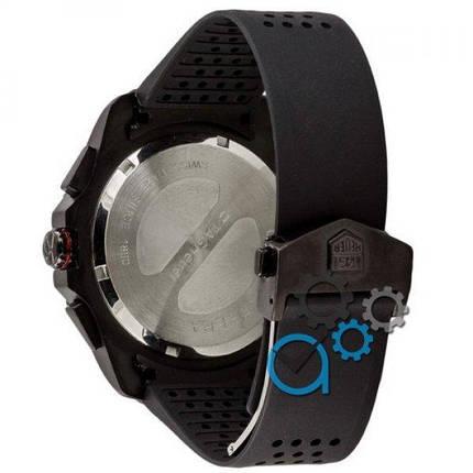 Часы наручные Tag Heuer Grand Carrera Calibre 36 RS Caliper Rubber All Black, фото 2