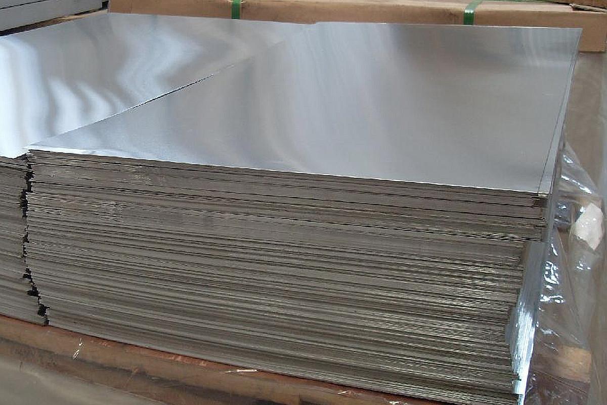 Алюминиевый лист амц, цена оптом и в розницу