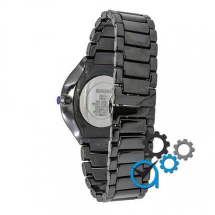 Часы наручные Rado Thinline Ceramic Black-Silver, фото 2