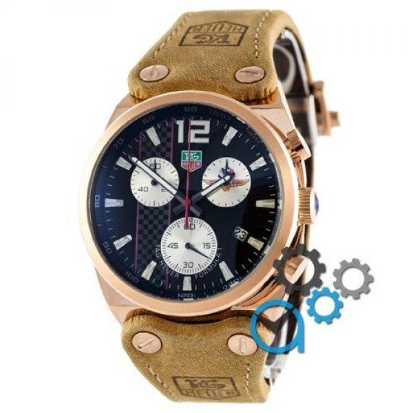 Часы наручные Tag Heuer Formula 1 Chronograph Ginger-Gold-Black