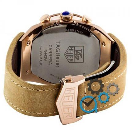 Часы наручные Tag Heuer Formula 1 Chronograph Ginger-Gold-Black, фото 2