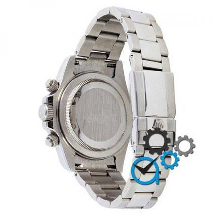 Часы наручные Rolex Cosmograph Daytona Rainbow Automatic Silver-Black, фото 2