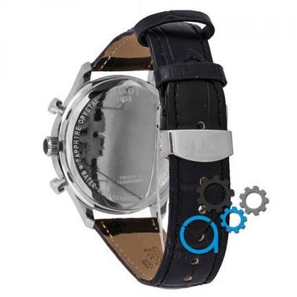 Часы наручные Tissot T-Sport PRC 200 Chronograph Black-Silver-Black-Yellow, фото 2