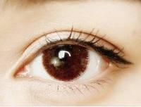Цветные линзы для глаз карие Brown Купить цветные линзы в Украине.