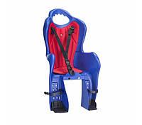 Кресло детское Elibas P HTP design на багажник велосипеда синий