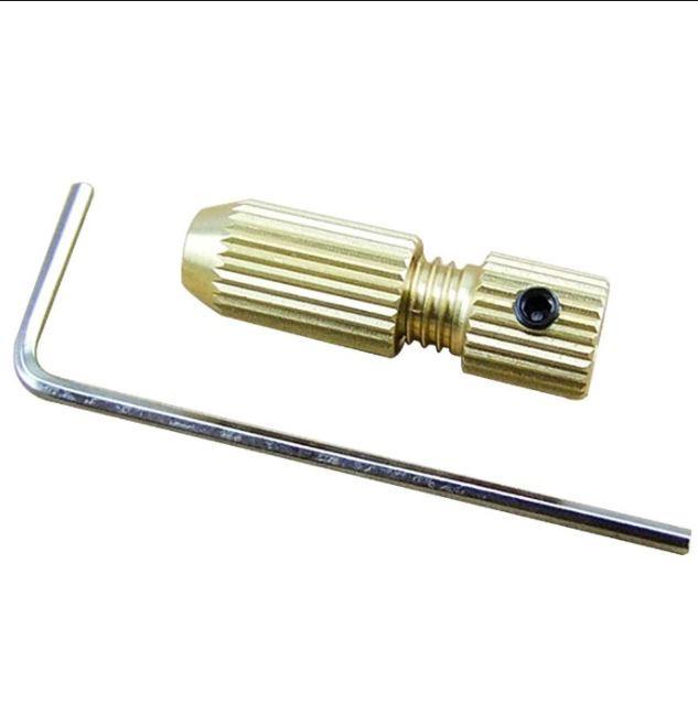 Мини патрон(цанга) для сверл 0,8-2мм