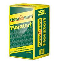 Субстракт торфяной Флорагард 1 Florabagard Seed 1 PH-нейтральный 0-6 мм 250 л