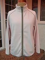(48/50р) Флисовый теплый свитер кофта