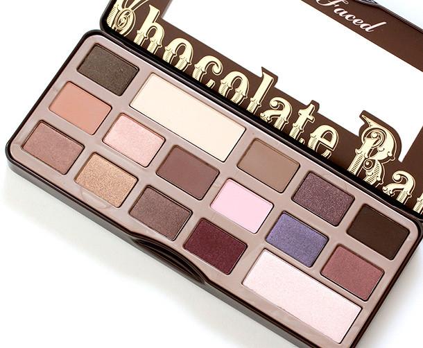 Палетка теней  Chocolate Bar от Too Faced