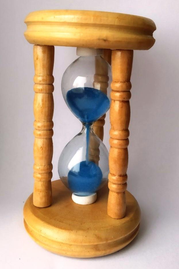 Песочные часы декоративные - 14 секунд