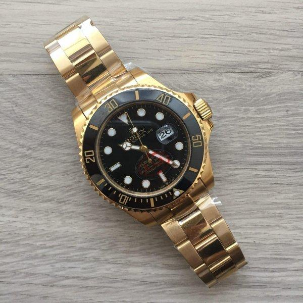 Rolex Submariner AAA Gold-Black B