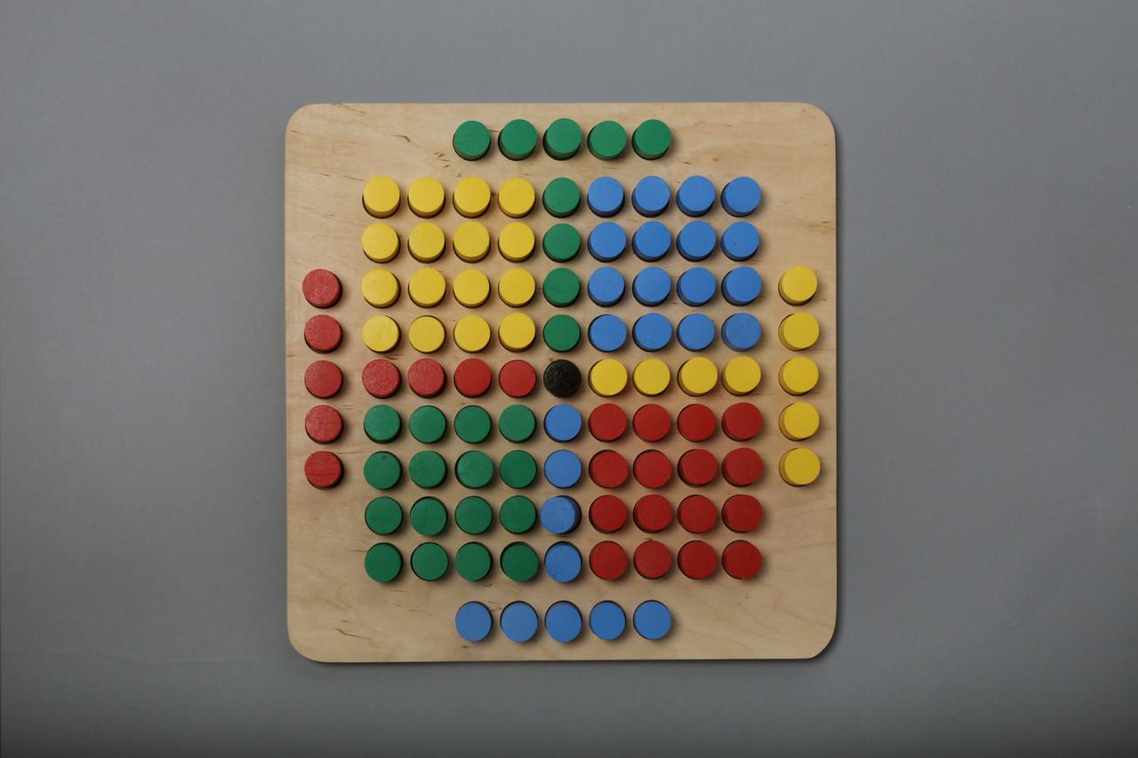 Мозаїка 101 елемент