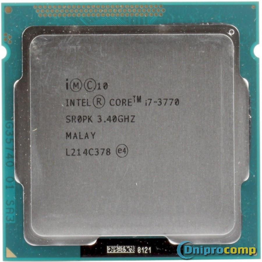 Intel Core i7-3770 3.4 GHz/8M (s1155)
