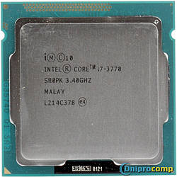 Intel Core i7-3770 3.4 GHz/8M (s1155)