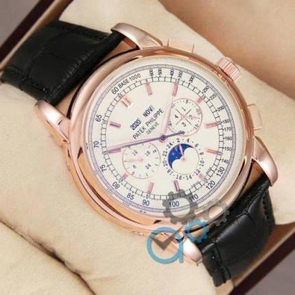 Часы наручные Patek Philippe Geneve Gold/White, фото 2