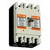 Выключатель автоматический промышленный ВА77-1-250   3 П   100А   3-5In   Icu 25кА   380В