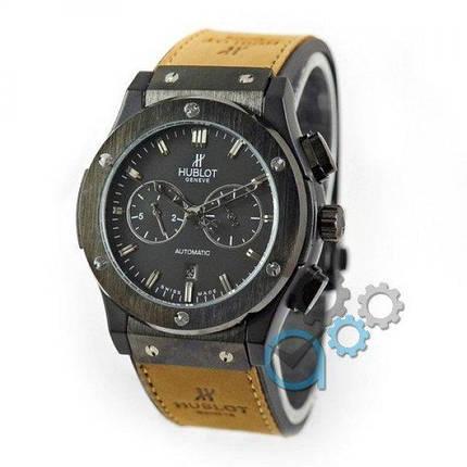 Часы наручные Hublot Vendome All Black, фото 2