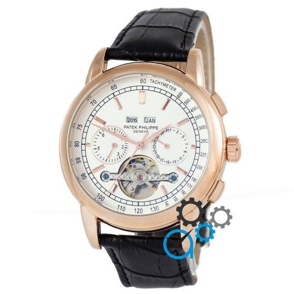 Часы наручные Patek Philippe Grand Complications Tourbillon AA Black-Gold-White