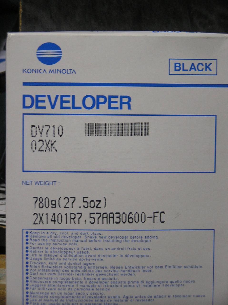 Developer DV 710